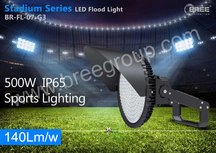G3 series LED sports lighting fixture