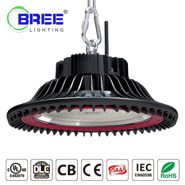 230V IP65 200W LED UFO High Bay