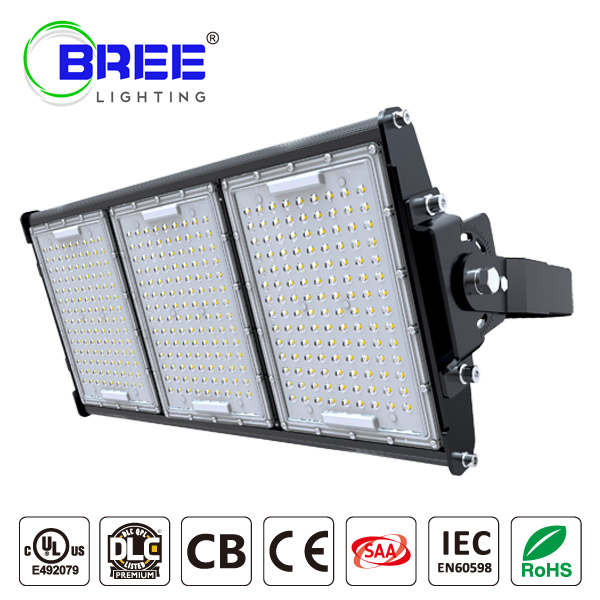 LED Stadium Light 360W,Super Bright Outdoor Flood Light (1000W Equivalent), IP65 Waterproof