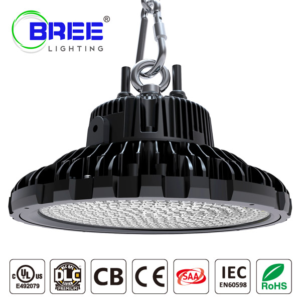 UFO LED HighBay Light 150W 135Lm/w  DLC UL Certified IP65 Waterproof