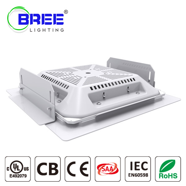 LED Canopy Light 150W, 140Lm/w, IP65 for Gas Station