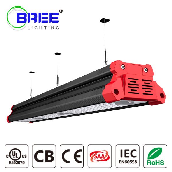 linear led highbay light 150W IP65 waterproof  Indoor Industrial Lights
