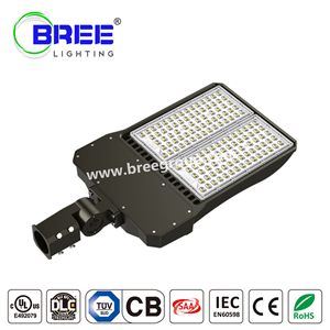 300W LED Street Light/Shoebox Light / Parking Lot,Super Bright Security Lights, 150Lm/w,IP65 waterproof