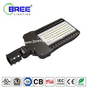 100W LED Street Light/Shoebox Light / Parking Lot,Super Bright Security Lights, 150Lm/w,IP65 waterproof
