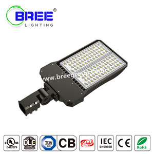 240W LED Street Light/Shoebox Light / Parking Lot,Super Bright Security Lights, 150Lm/w,IP65 waterproof