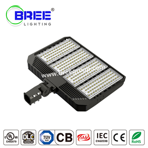 400W LED Street Light/Shoebox Light / Parking Lot,Super Bright Security Lights, 150Lm/w,IP65 waterproof
