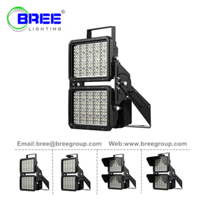 400W LED High Mast Light,LED Flood Light,Outdoor Lighting Fixture,Stadium LED Lighting,Sports field lighting